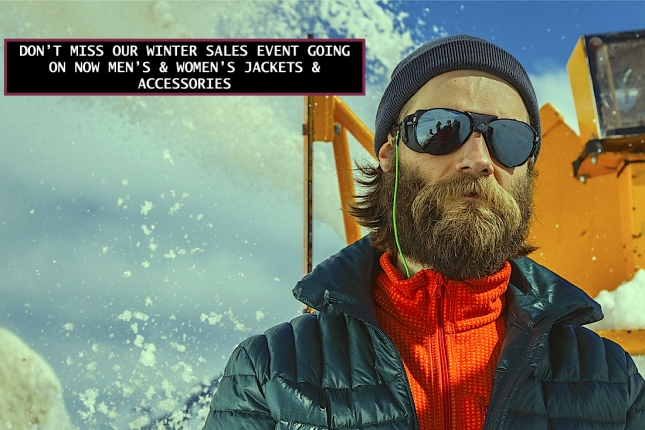 Jackets and assesories -25%